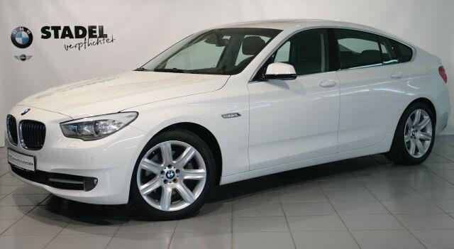 BMW_530 Gran Turismo_White
